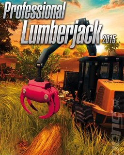 Professional Lumberjack 2015 krabice