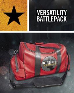 Battlefield Hardline Versatility Battlepack krabice