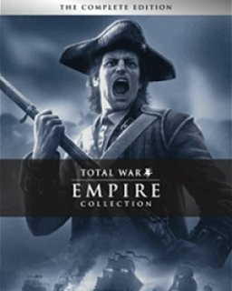 Empire Total War Collection krabice