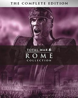Rome Total War Collection krabice