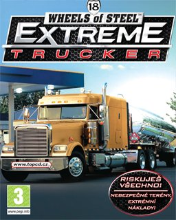 18 Wheels of Steel Extreme Trucker krabice
