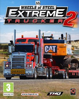 18 Wheels of Steel Extreme Trucker 2 krabice