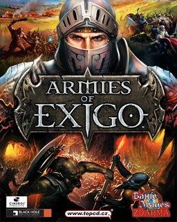 Armies of Exigo krabice