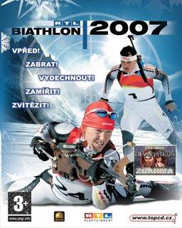 Biathlon 2007 krabice