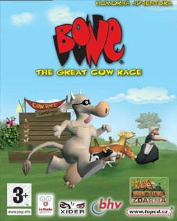 Bone Great Cow Race