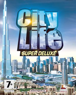 City Life Super DeLuxe krabice