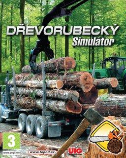 Dřevorubecký Simulátor krabice