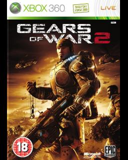 Gears of War II Xbox 360 krabice