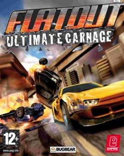 FlatOut Ultimate Carnage krabice