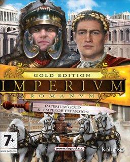 Imperium Romanum Gold Edition krabice