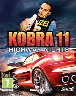Kobra 11 Highway Nights, Crash Time III krabice