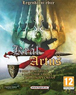 Král Artuš krabice