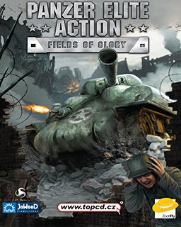 Panzer Elite Action krabice