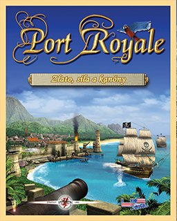 Port Royale krabice