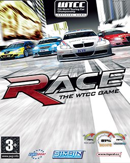 Race The WTCC Game krabice