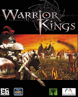 Warrior Kings krabice