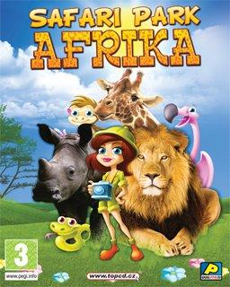 Safari Park Afrika krabice