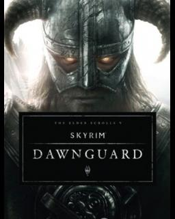The Elder Scrolls V Skyrim Dawnguard krabice