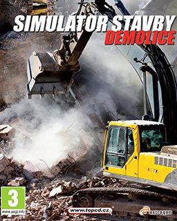 Simulátor stavby Demolice PC – digitální verze