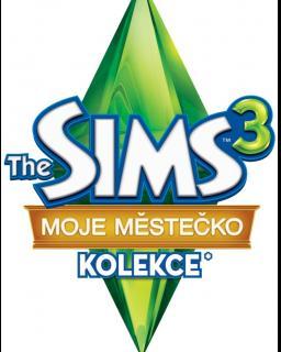 The Sims 3 Moje Městečko krabice