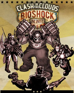 BioShock Infinite Clash in the Clouds krabice