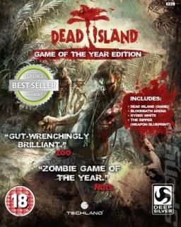 Dead Island GOTY krabice