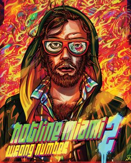 Hotline Miami 2  Wrong Number krabice
