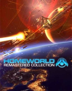 Homeworld Remastered Collection krabice