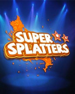 Super Splatters krabice