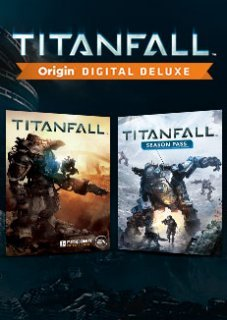 Titanfall Deluxe Edition krabice
