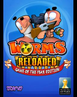 Worms Reloaded krabice
