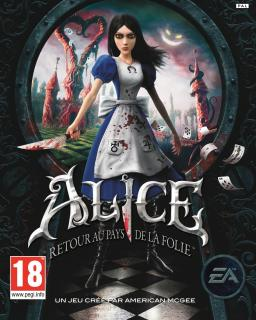 Alice Madness Returns krabice