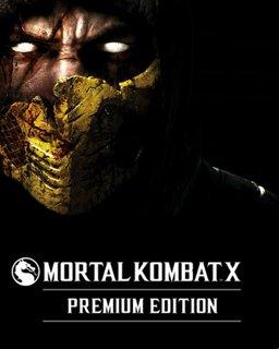 Mortal Kombat X Premium Edition krabice