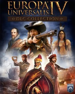 Europa Universalis IV DLC Collection krabice