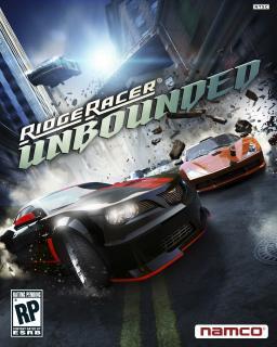 Ridge Racer Unbounded krabice