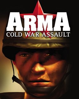 ARMA Cold War Assault krabice