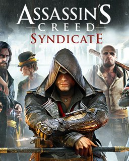 Assassins Creed Syndicate krabice