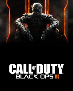 Call of Duty Black Ops III krabice