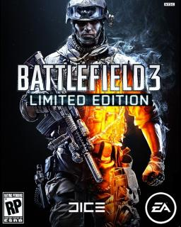 Battlefield 3 Limited Edition krabice