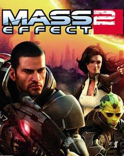 Mass Effect 2 krabice
