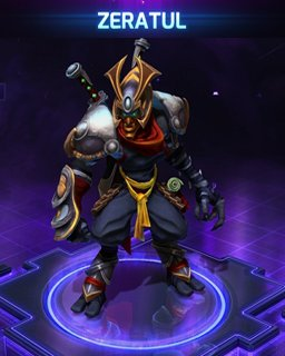 Ronin Zeratul Heroes of the Storm krabice