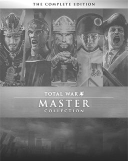 Total War Master Collection krabice