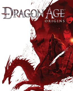 Dragon Age Origins krabice