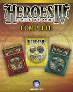 Might and Magic Heroes IV Complete Edition PC – digitální verze