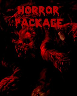 Horror Package krabice