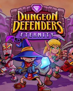 Dungeon Defenders Eternity krabice