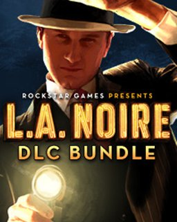 L.A. Noire DLC Bundle krabice