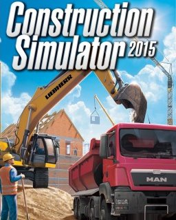 Construction Simulator 2015 krabice
