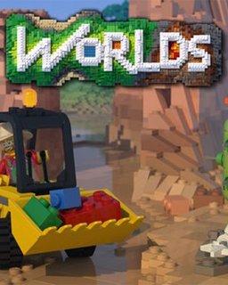 LEGO Worlds krabice