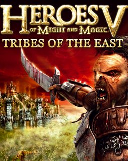 Might and Magic Heroes V Tribes of the East krabice